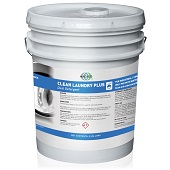 Clean Laundry Plus - Dual Detergent - 15 Gallon