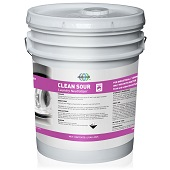 Clean Sour - Laundry Neutralizer - 5 gallon